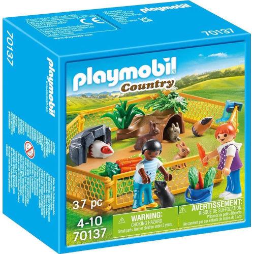 Animales de granja de Playmobil