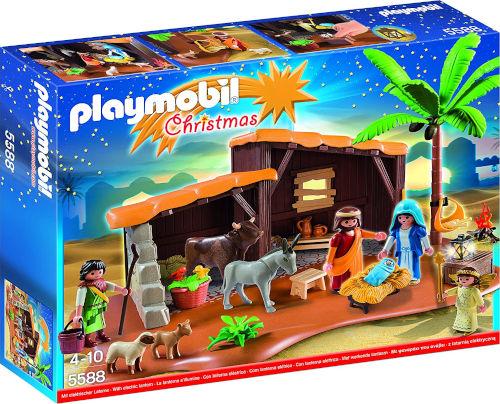 Belén Playmobil 5588
