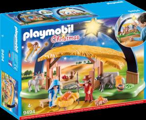 Caja del Belén de Playmobil (9494)
