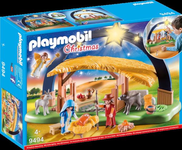Caja del Belén de Playmobil 9494