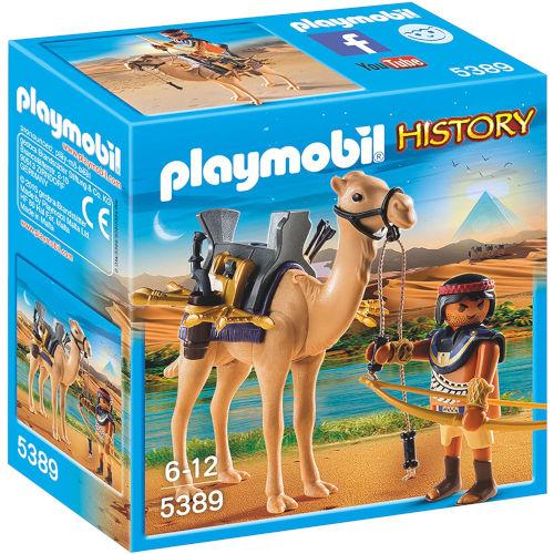 Caja Camello Playmobil (5389)