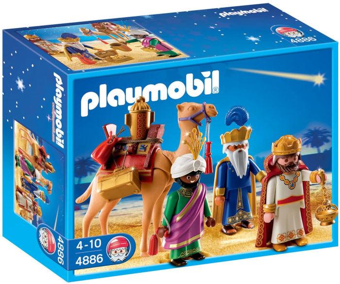 Caja Playmobil Reyes Magos (4886)