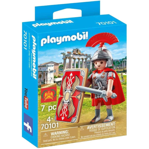 Centurión romano de Playmobil