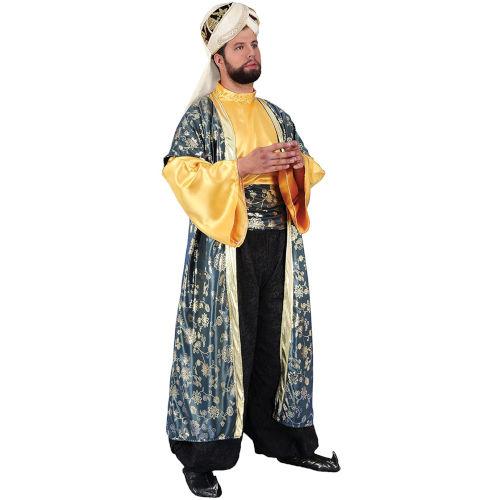 Disfraces de Rey Mago Melchor (chiber)