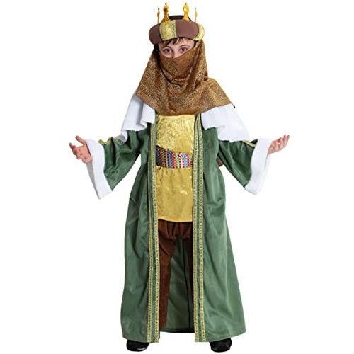 Disfraz de Rey Baltasar para Niño (Pegasus)