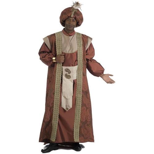 Disfraces de Reyes Magos como Baltasar