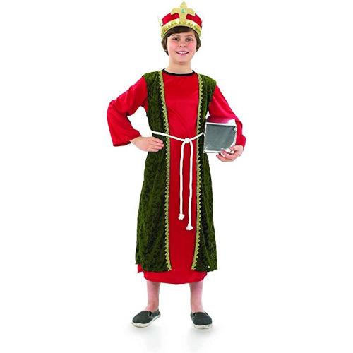Disfraz de Rey Gaspar para Niño (Fun Shack)