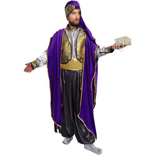 Disfraz de Rey Mago Baltasar (Chiber)