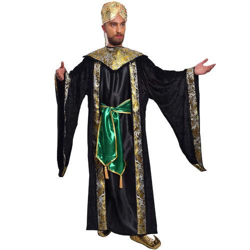 Disfraz de Rey Mago Gaspar (Chiber)