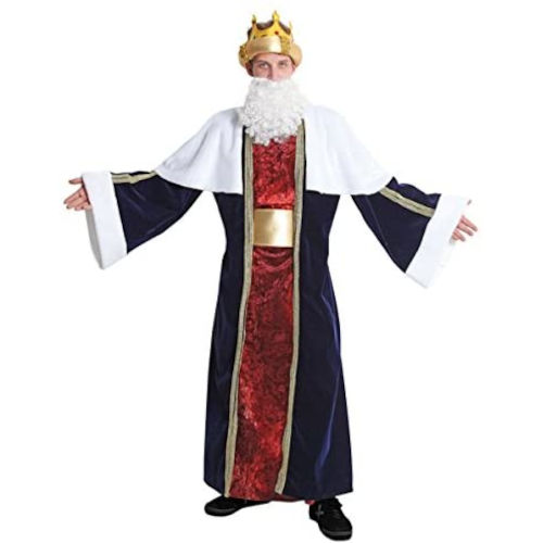 Disfraz de Rey Mago Melchor (Pegasus)
