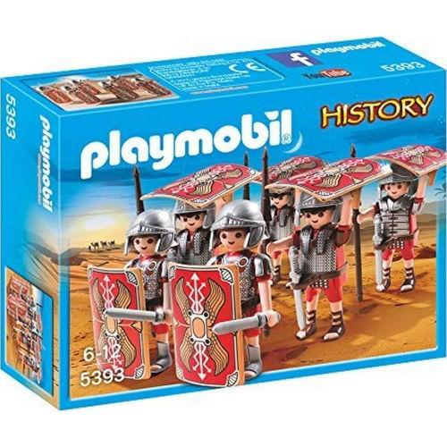 Escuadrón romano de Playmobil
