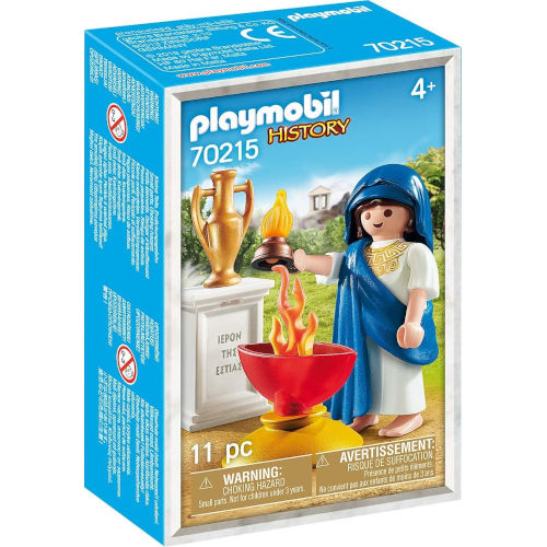 Diosa Hestia de Playmobil