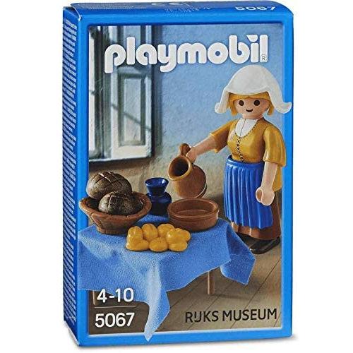 Mujer lechera de Playmobil
