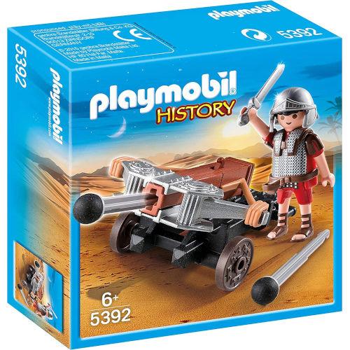 Legionario con ballesta de Playmobil