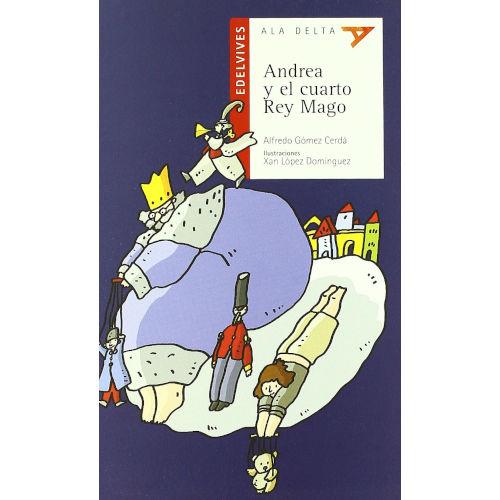 """Libro """"Andrea y el cuarto Rey Mago"""""""