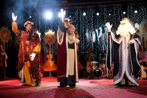 Llegada de los Reyes a Esplugues