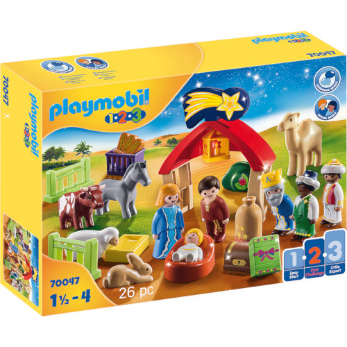 Mi primer Belén Playmobil 123