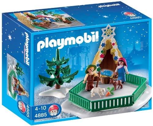 Nacimiento de Playmobil 4885
